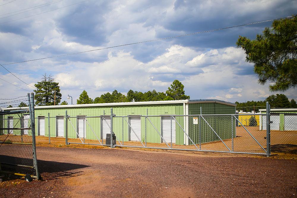Alpine Storage in Show Low AZ, storage units